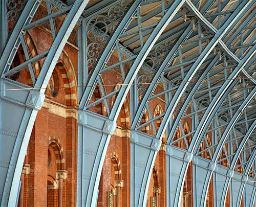 Kings Cross St Pancras Station | Lombard Odier
