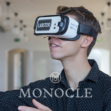 Monocle and Lombard Odier - Rethink Sustainability
