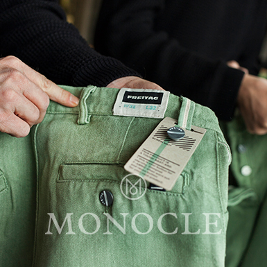 Monocle and Lombard Odier - Rethink Sustainability III