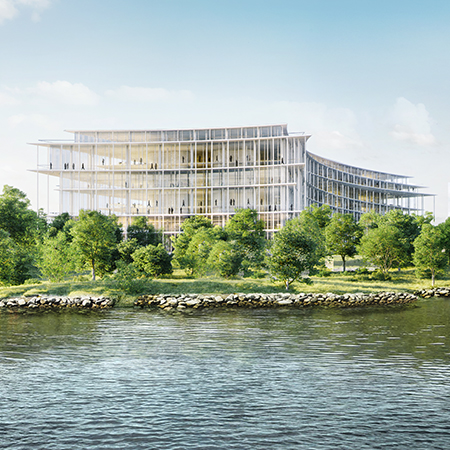 Bellevue 30 Hamburg lombard odier unveils the architectural project for its global
