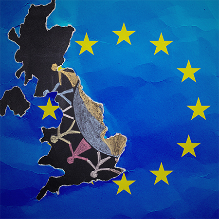 Brexit can no longer be ignored by a troubled charity sector