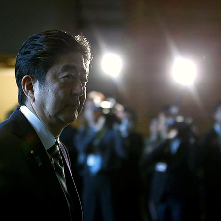 Abe's choice: constitutional re-write or economic consolidation