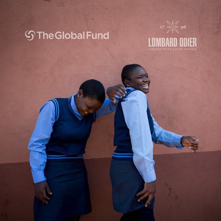 Lombard Odier and the Global Fund join forces to expand private investment in Global Health