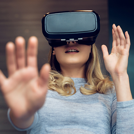 Making virtual reality a reality - Lombard Odier at the World VR Forum