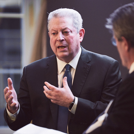 An interview with Al Gore – The role of responsible capital