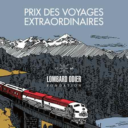 "The ""Extraordinary Voyages Prize"" honours five  ambitious projects"