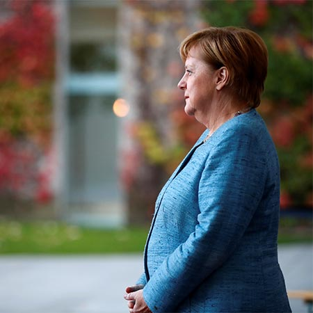 'Mädchen' to 'Mutti': Merkel's departure raises questions for Europe