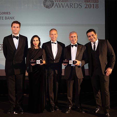 Global Scale and Local Expertise: Lombard Odier Sweeps Two GCC Wealth Briefing Awards
