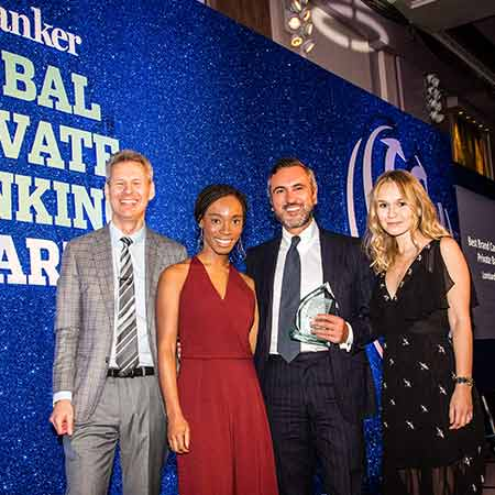 Excellence in Customer Service and Innovation: Lombard Odier Wins PWM Global Private Banking Awards
