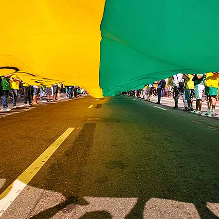 Brazil's polarised election