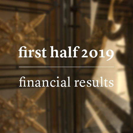 Lombard Odier Group reports results for first six months of 2019