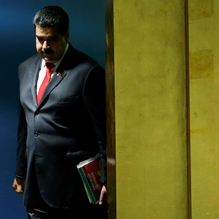Venezuela's presidential standoff triggers international tensions