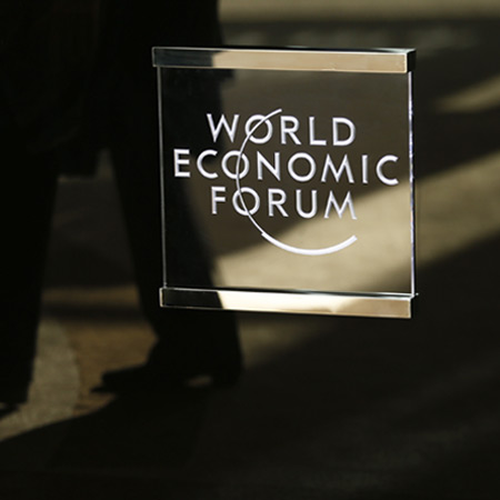Quality conversation and a new concern: thoughts from Davos