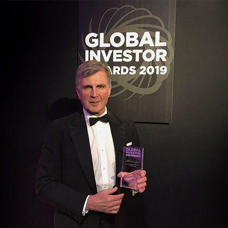 "Lombard Odier Wins ""Wealth Manager of the Year"" Award from Global Investor"
