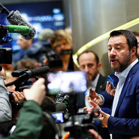 CIO Flash:  Italian politics again test eurozone rules