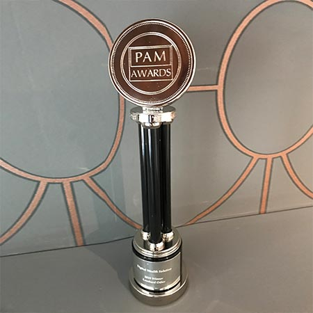 Lombard Odier wins its first PAM Award