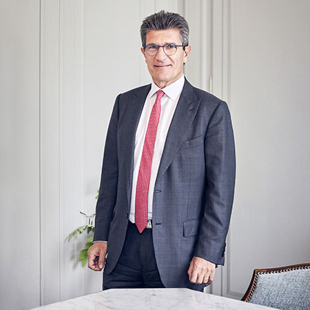 Patrick Odier on Lombard Odier's long term sustainable thinking