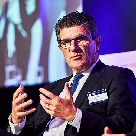 Business as a force for good – Patrick Odier at the FT Wealth Summit