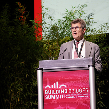 The Building Bridges Summit: Moving sustainable finance forward
