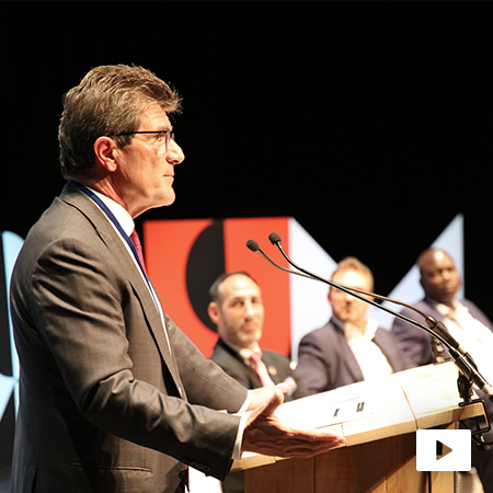 Patrick Odier participates in The World Forum for a Responsible Economy