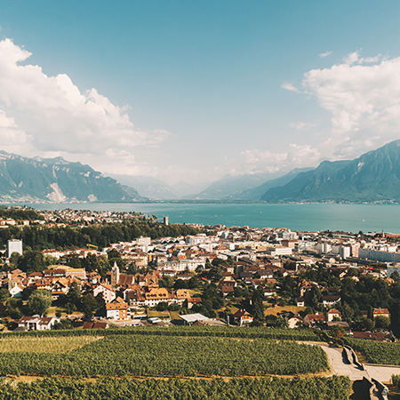 Lombard Odier celebrates thirtieth anniversary of its Vevey office