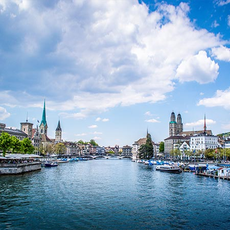 A Genevan model of success for Zurich's banking centre