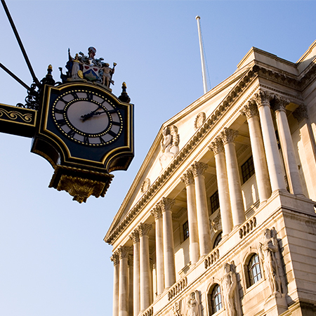 Bank of England monetary policy: striking a delicate balance