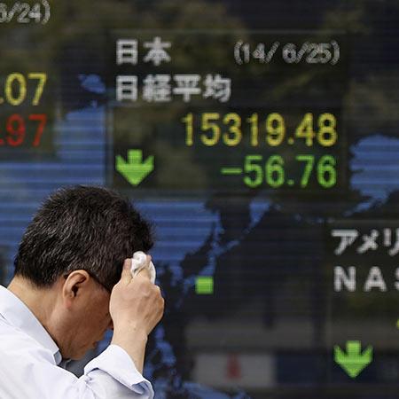 L'effet de levier mondial croissant implique moins de résistance aux chocs.